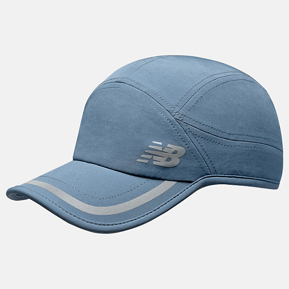 New Balance Team Pre Season Running Cap, MH934309CMY