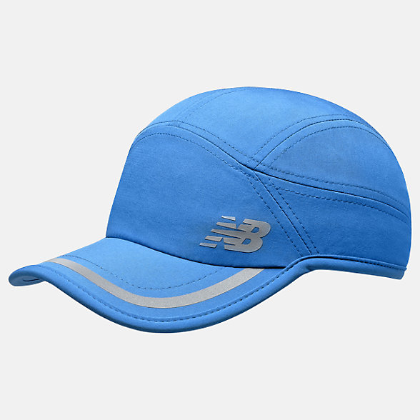 New Balance Team Pre Season Running Cap, MH934309LBE