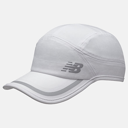 New Balance NB IMPACT RUNNING CAP, MH934309WS image number null