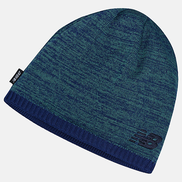New Balance Team Customisable Beanie, MH934310MGG