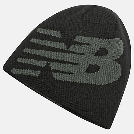 NB Team Reversible Beanie, MH934312BKW image number null