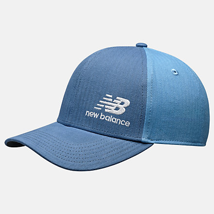 New Balance NBF - Team Stacked Snapback, MH934317OH1 image number null