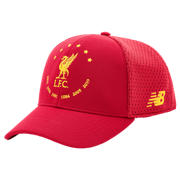NB LFC 6 Times Cap, Red Pepper