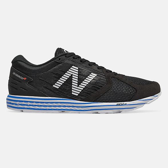 New Balance Hanzo R V2系列男款跑步运动鞋, MHANZRF2