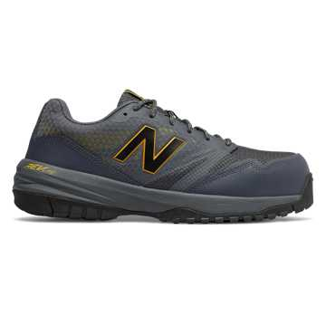 New Balance Composite Toe 589, Chalkboard with Sunflower & Light Cliff Grey