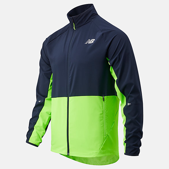 NB Impact Run Lauf Jacke, MJ01236EGL