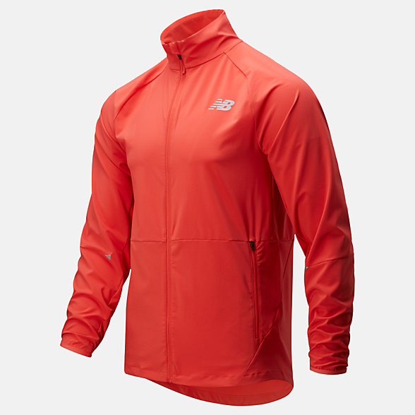 New Balance Impact Run Jacket, MJ01236TOR
