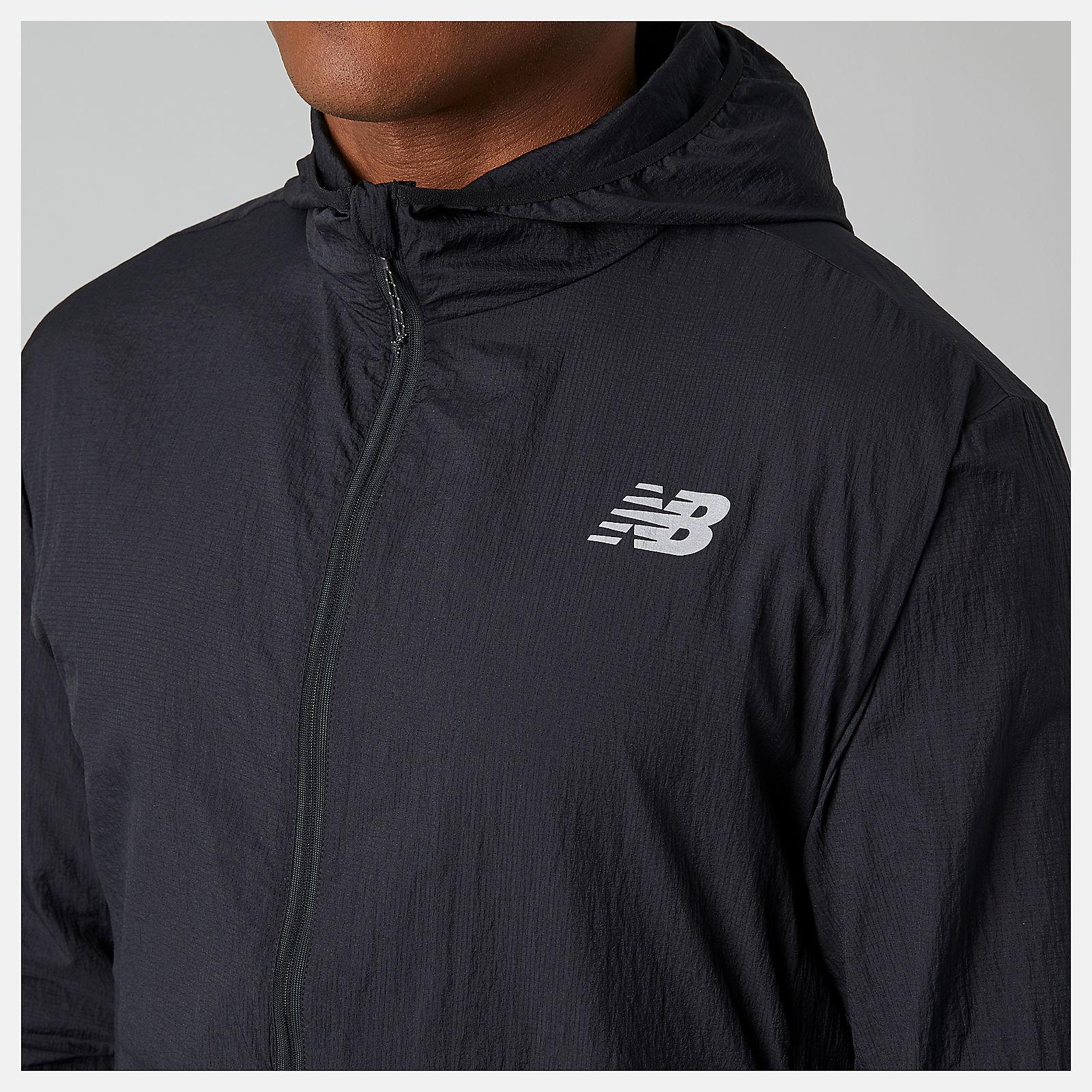 new balance waterproof jacket