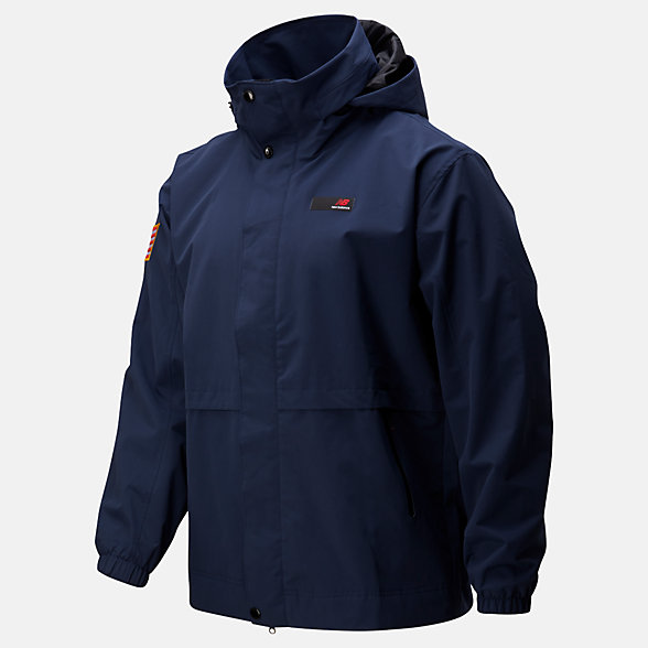 New Balance NB Athletics Select Jacket, MJ01500NGO