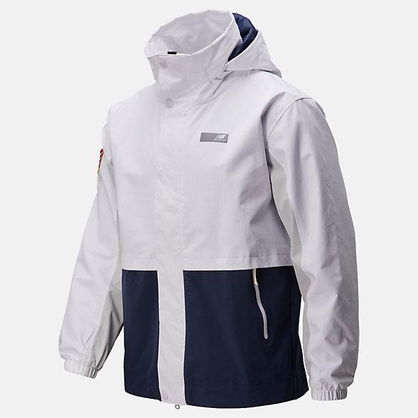 New Balance NB Athletics Select Jacket, MJ01500WT
