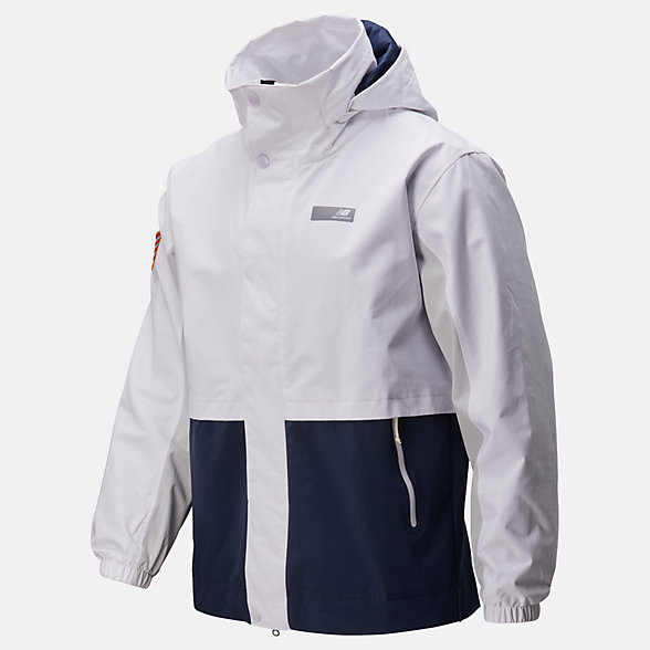 New Balance NB Athletics Select Jacket, MJ01500WT