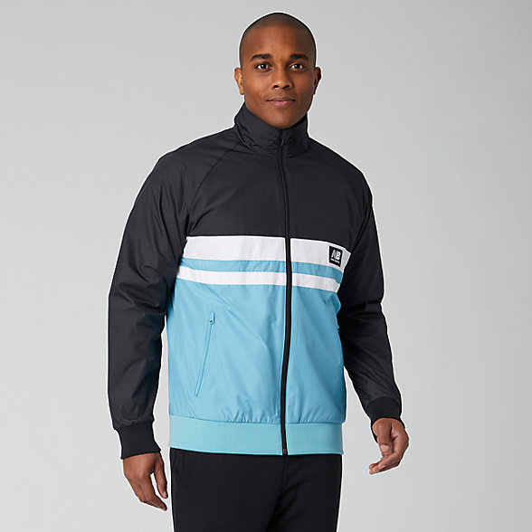NB NB Athletics Archive Run Jacket, MJ01503BK