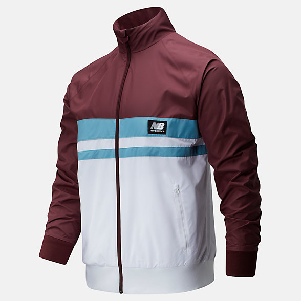 New Balance NB Athletics Archive Run Jacket, MJ01503NBY