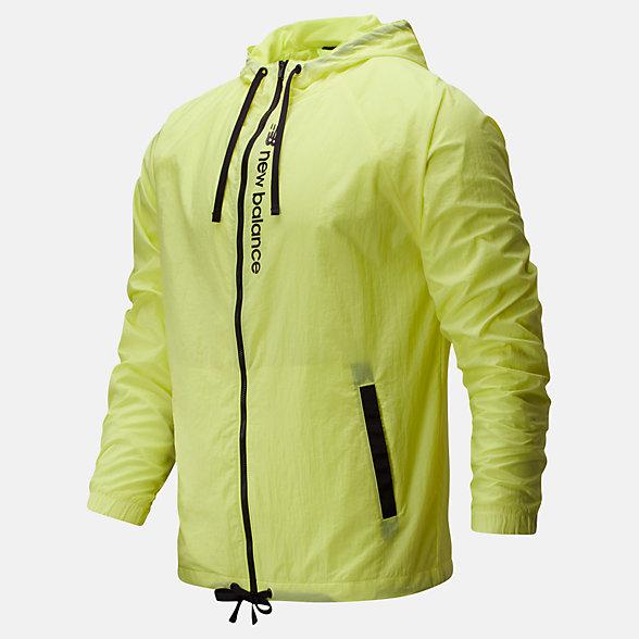 New Balance Sport Style Optiks Windbreaker, MJ01514LS2