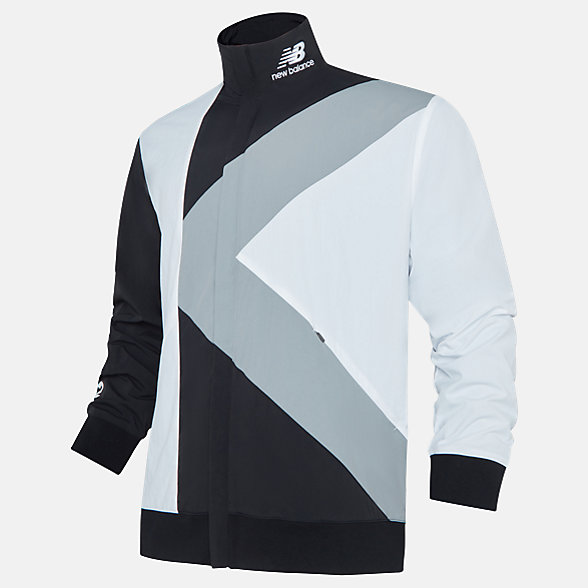 New Balance KL2 Warmup Jacket, MJ01683BK
