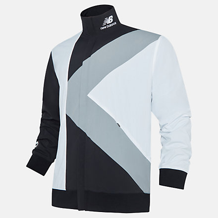 New Balance KL2 Warmup Jacket, MJ01683BK image number null