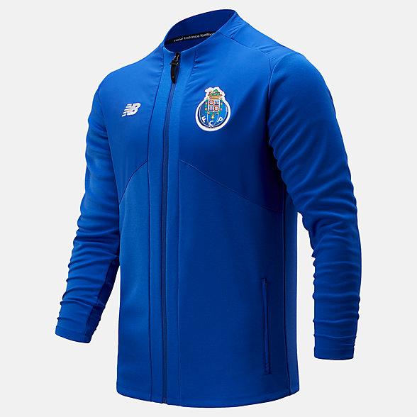 NB FC Porto Pre-Game Jacket, MJ031060SW1