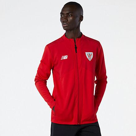 NB Athletic Club Pre-Game Jacket, MJ031110TRM image number null