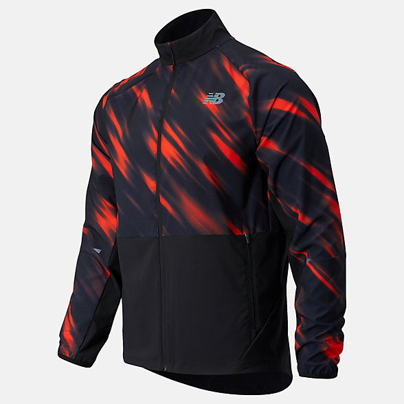 NB NB Silent Hunter Impact Run Jacket, MJ03206BK