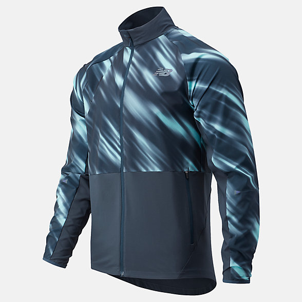 NB NB Silent Hunter Impact Run Jacket, MJ03206PE