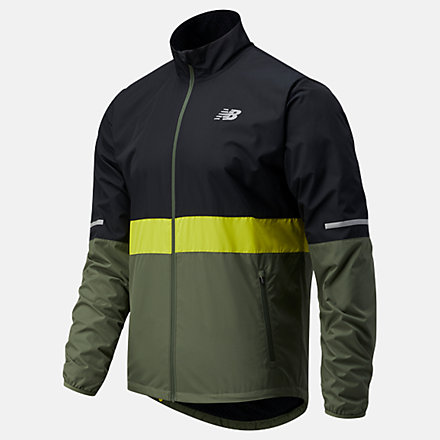 NB Accelerate Protect Jacket, MJ03207NSE image number null
