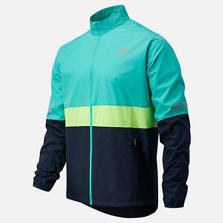 NB Accelerate Jacket, MJ03217SUJ image number null