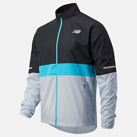 New Balance Accelerate Jacket, MJ03217VLS image number null