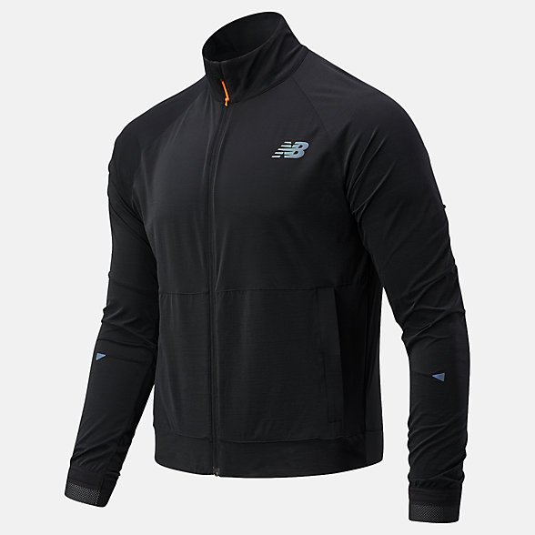 NB Q Speed Fuel Jacket, MJ03264BK
