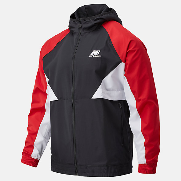 New Balance NB Athletics Podium Windbreaker, MJ03502REP