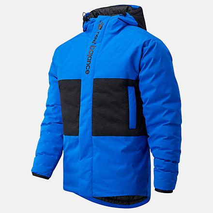 NB Sport Style Optiks Down Jacket, MJ03519CO image number null