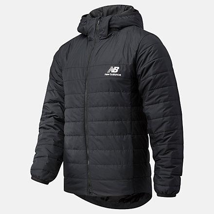 NB NB Athletics Terrain Ins 78 Jacket, MJ03524BK image number null