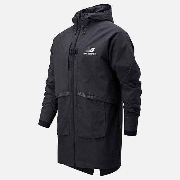 New Balance KL2休闲系列男款休闲梭织外套, MJ03594PHM