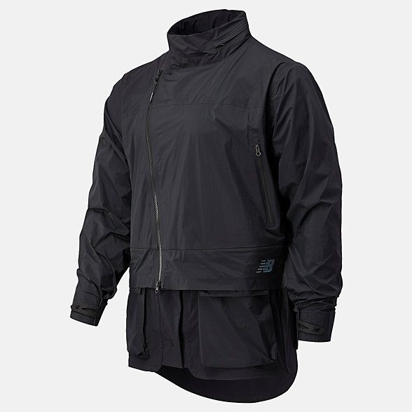 New Balance SPEEDRIFT Waterproof Jacket, MJ03905BK