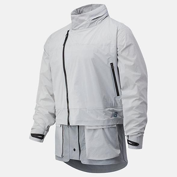 New Balance SPEEDRIFT Waterproof Jacket, MJ03905LAN