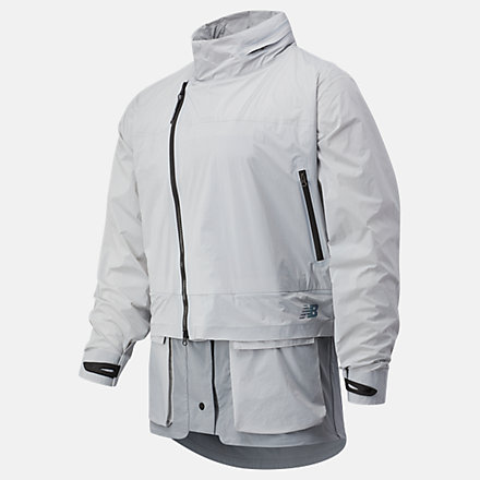 New Balance SPEEDRIFT Waterproof Jacket, MJ03905LAN image number null