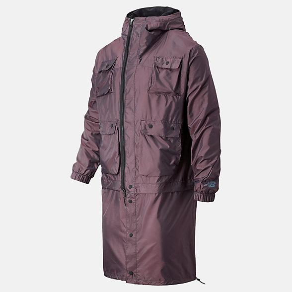 New Balance SPEEDRIFT Unisex Jacket, MJ03910PHM