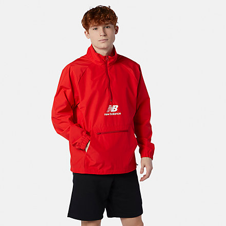 New Balance NB Essential Anorak, MJ11527REP image number null