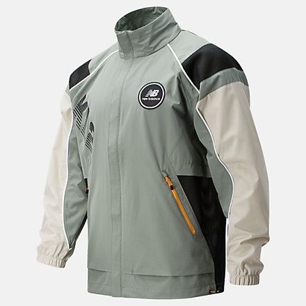 New Balance KL2 Nature of the Game Jacket, MJ11602CEL image number null