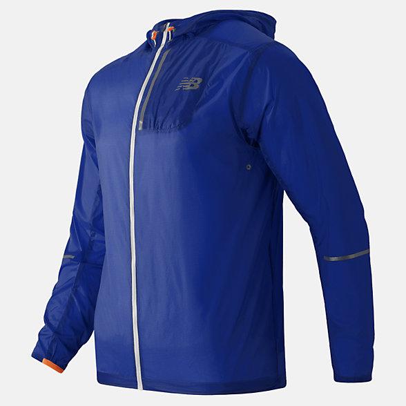 New Balance Lite Packable Jacket, MJ61226MIB