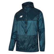 NB Tech Training Rain Jacket, Tornado