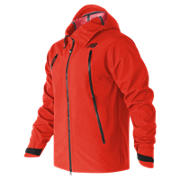 NB Mens 3Layer Jacket, Alpha Orange