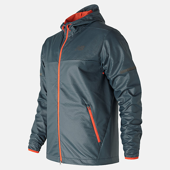 New Balance Max Intensity Jacket, MJ71048SRC