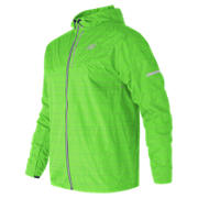 NB Reflective Lite Packable Jacket, Energy Lime