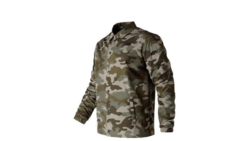 new balance giacca uomo