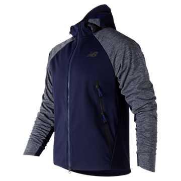 New Balance NB Heat Hybrid Jacket, Pigment