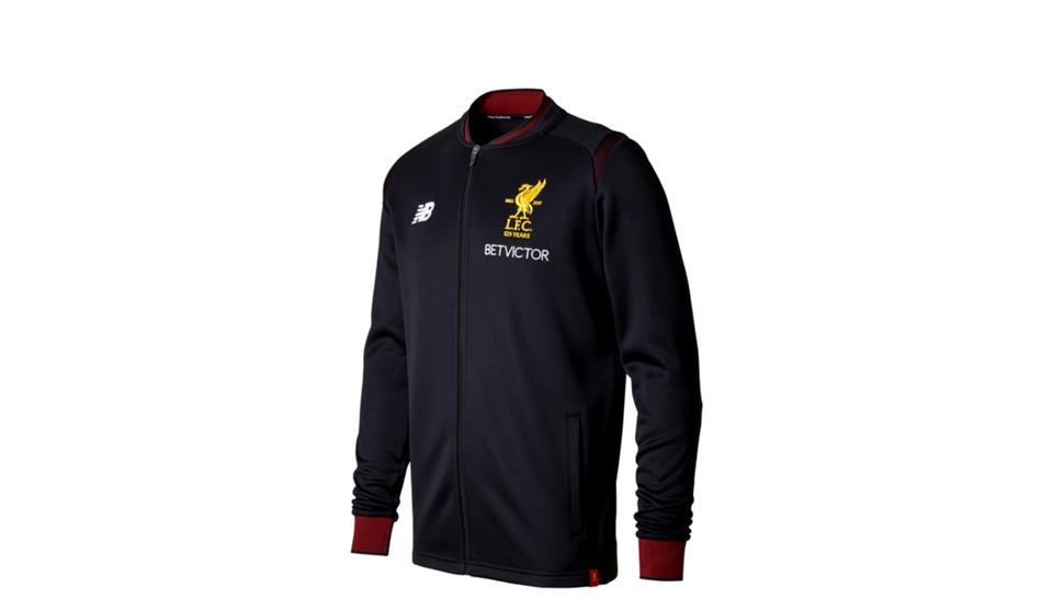 LFC Mens Elite Training Walk Out Jacket