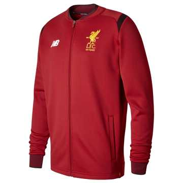 New Balance LFC Elite Training Walk Out Jacket, Red Pepper