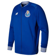 NB FCP Elite Training Walk Out Jacket, Oporto Blue