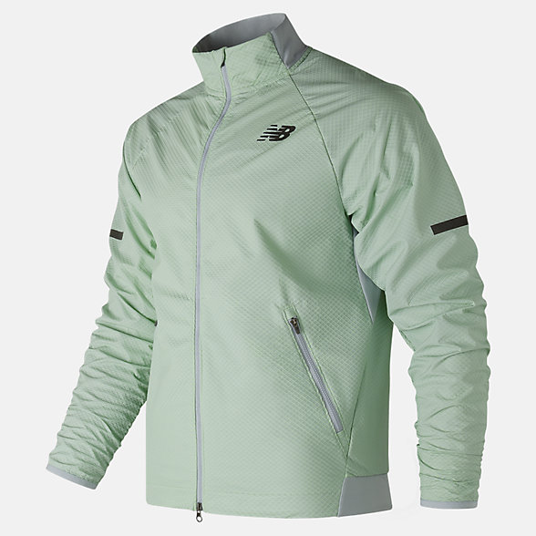 New Balance Max Intensity Jacket, MJ73043LCL