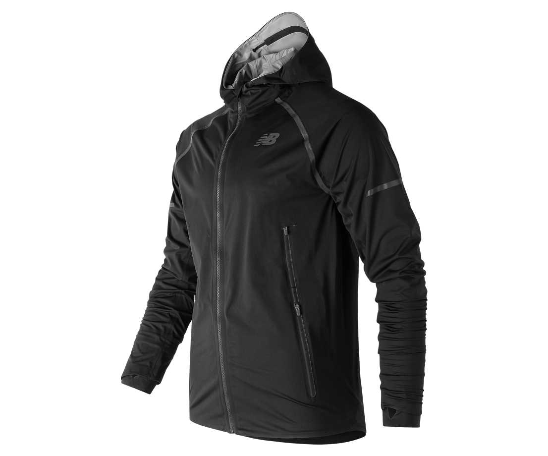 NB All Weather Jacket, Black